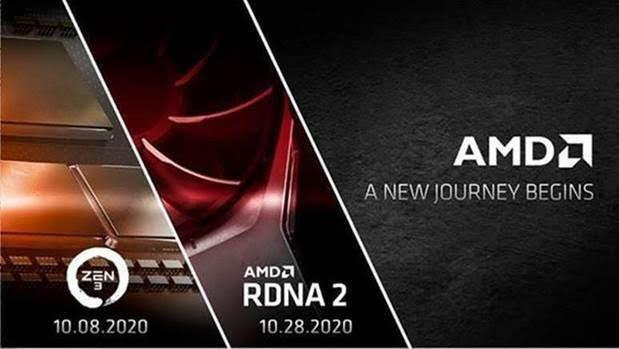 """Yeni Nesil Ryzen Masaüstü İşlemciler – 8 Ekim 2020 –<br /> """"Zen 3"""" mimarili yeni nesil Ryzen masaüstü işlemcilerle ilgili daha fazlası için sizleri bu duyuruya davet etmekten dolayı heyecan duyuyoruz. Dr. Lisa Su ve diğer AMD yöneticileri """"Zen 3"""" için bu yeni  yolculuğu 8 Ekim günü saat 19:00'da başlatıyor olacaklarYeni Nesil Radeon Grafik Ürünleri – 28 Ekim 2020 –<br /> Dünyanın dört bir yanındaki oyuncuları Radeon Grafik Ürünleri'nin bu yeni nesliyle büyülemeye hazırlanırken, sizleri RDNA 2 mimarimiz, Radeon RX 6000 serisi grafik kartlarımız ile oyun geliştiriciler ve ekosistem ortaklarımızla olan işbirliklerimiz hakkında daha fazla bilgi almak için davet ediyoruz. Oyunculuğun geleceğinin anlatılacağı bu etkinliğe 28 Ekim 2020..."""
