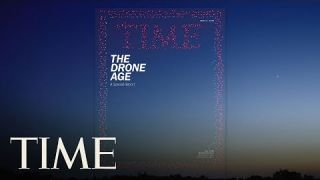 Behind The Scenes Of TIME's Drones Cover | TIME