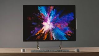 Introducing Microsoft Surface Studio 2