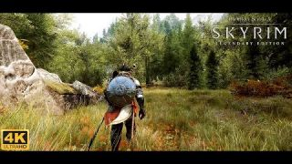 ◉ Skyrim LE Ultra Modded 4K : Best Next Gen Graphics !! w/Modlist !! ◉