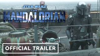 The Mandalorian: Season 2 - Official Teaser Trailer (2020) Pedro Pascal