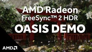 AMD Radeon FreeSync™ 2 HDR Oasis Demo