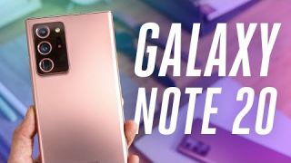 Galaxy Note 20 and 20 Ultra: specs for days