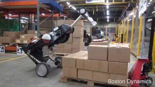 Handle Robot Reimagined for Logistics