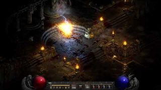 Diablo 2 Resurrected Gameplay