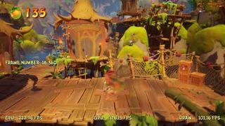 Crash Bandicoot 4 Its About Time - RTX 3070/i9 9900K - 4K Benchmark