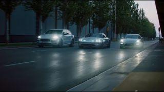 Porsche E-Performance. Not the beginning.